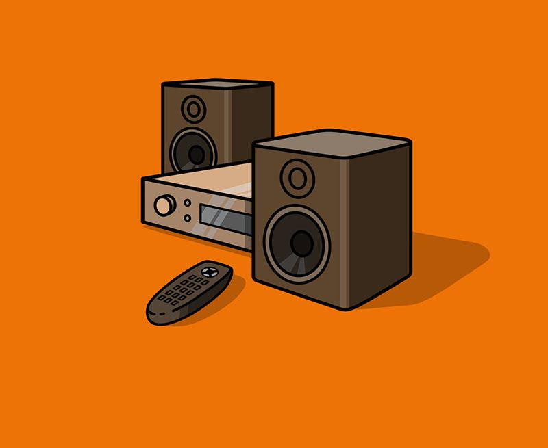 Plattenspieler / Hifi -Geräte gesucht