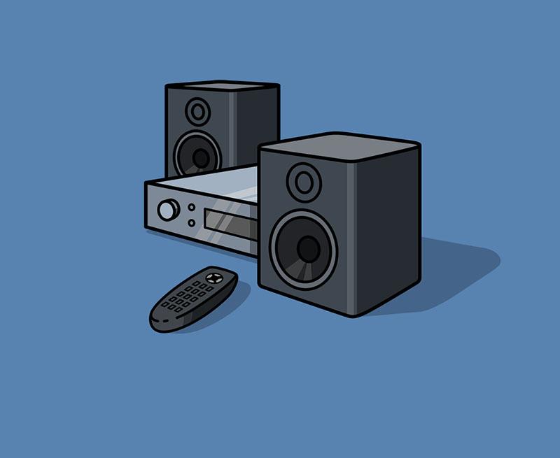 Plattenspieler- Hifi Geräte gesucht